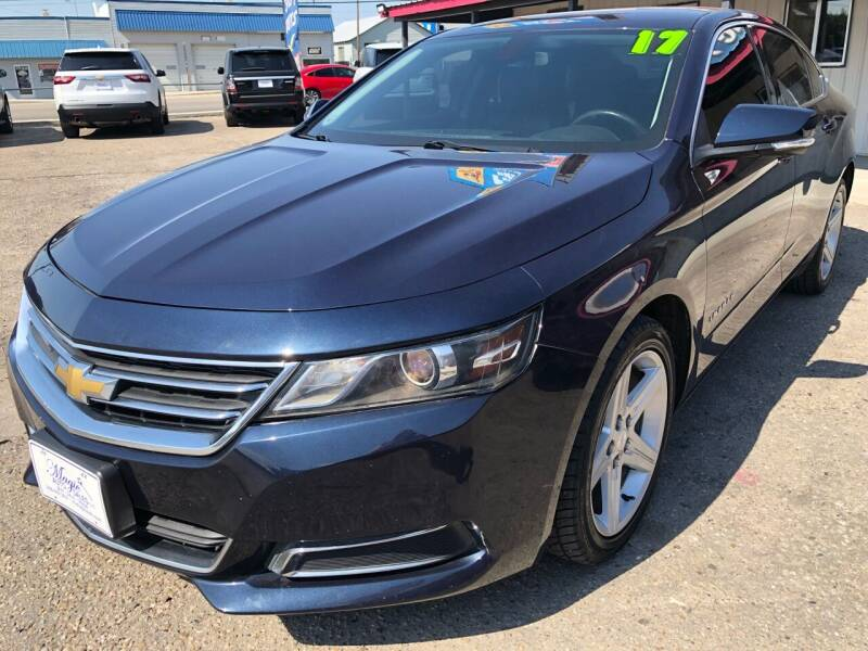 2017 Chevrolet Impala for sale at MAGIC AUTO SALES, LLC in Nampa ID