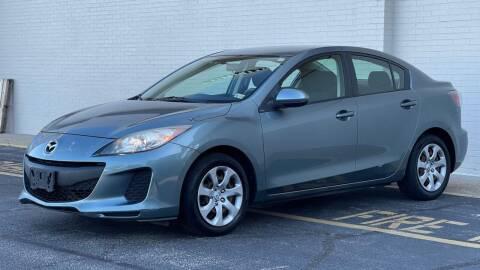 2012 Mazda MAZDA3 for sale at Carland Auto Sales INC. in Portsmouth VA