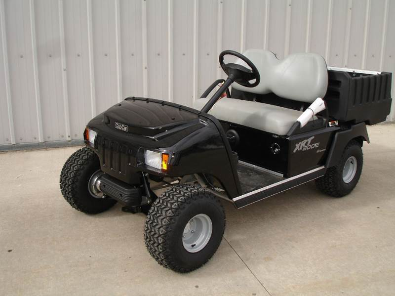 2015 Club Car XRT for sale at Jim's Golf Cars & Utility Vehicles - Reedsville Lot in Reedsville WI