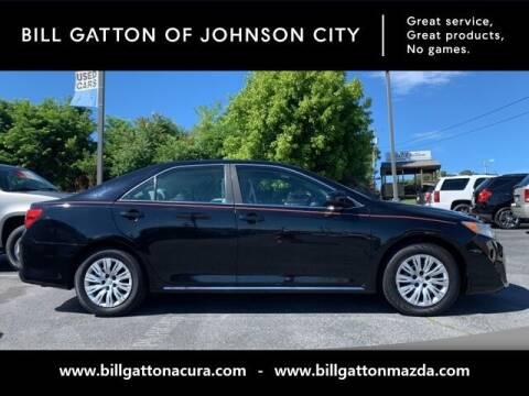 2013 Toyota Camry for sale at Bill Gatton Used Cars - BILL GATTON ACURA MAZDA in Johnson City TN