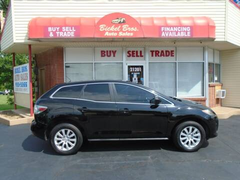 2011 Mazda CX-7 for sale at Bickel Bros Auto Sales, Inc in Louisville KY