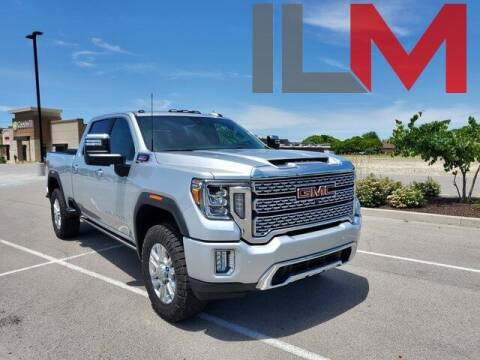 2021 GMC Sierra 2500HD for sale at INDY LUXURY MOTORSPORTS in Fishers IN