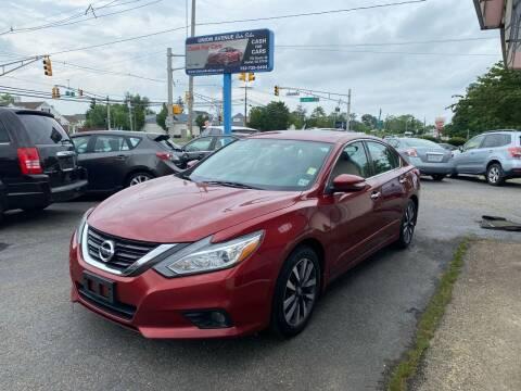 2016 Nissan Altima for sale at Union Avenue Auto Sales in Hazlet NJ