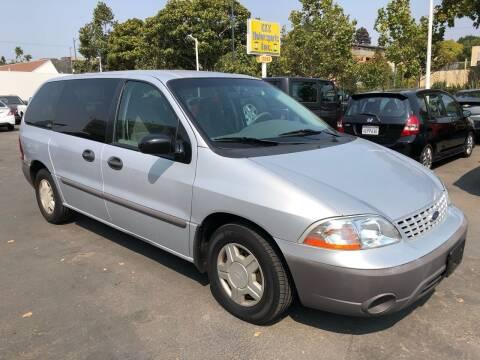 2002 Ford Windstar for sale at EKE Motorsports Inc. in El Cerrito CA