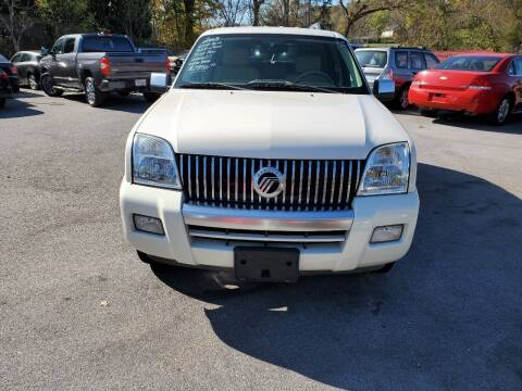 2008 Mercury Mountaineer for sale at DISCOUNT AUTO SALES in Johnson City TN