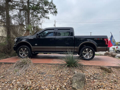 2017 Ford F-150 for sale at Texas Truck Sales in Dickinson TX
