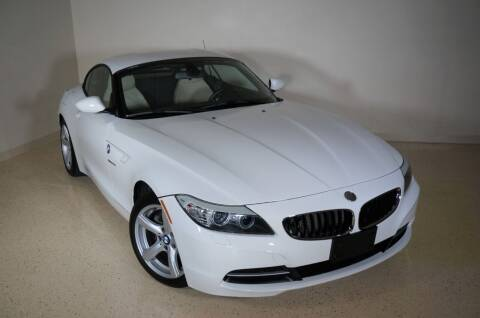 2011 BMW Z4 for sale at TopGear Motorcars in Grand Prarie TX