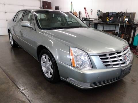 2007 Cadillac DTS for sale at Kevs Auto Sales in Helena MT