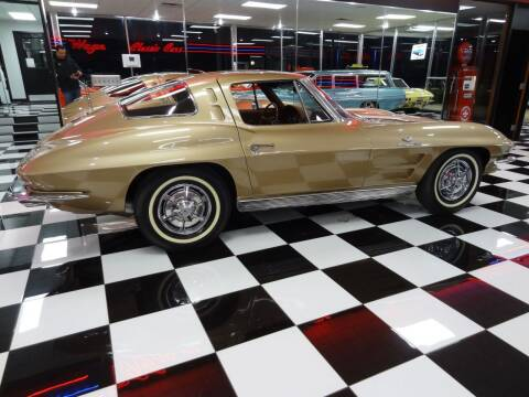 1963 Chevrolet Corvette for sale at Wagner's Classic Cars in Bonner Springs KS