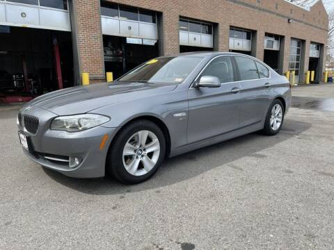 2012 BMW 5 Series for sale at Matrix Autoworks in Nashua NH