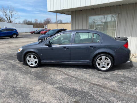 2008 Chevrolet Cobalt for sale at Bruce Kunesh Auto Sales Inc in Defiance OH