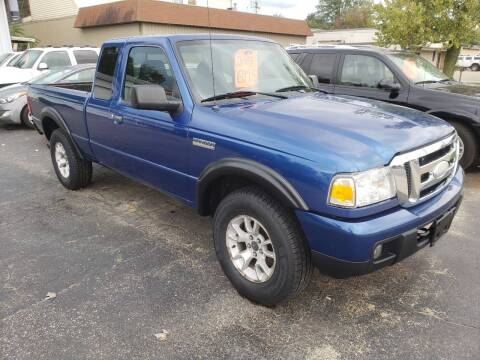 2007 Ford Ranger for sale at Van Kalker Motors in Grand Rapids MI