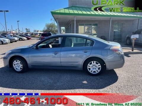 2012 Nissan Altima for sale at UPARK WE SELL AZ in Mesa AZ