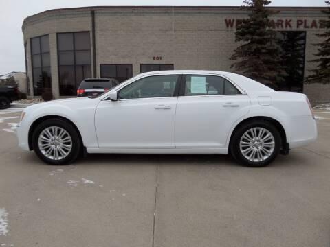 2013 Chrysler 300 for sale at Elite Motors in Fargo ND