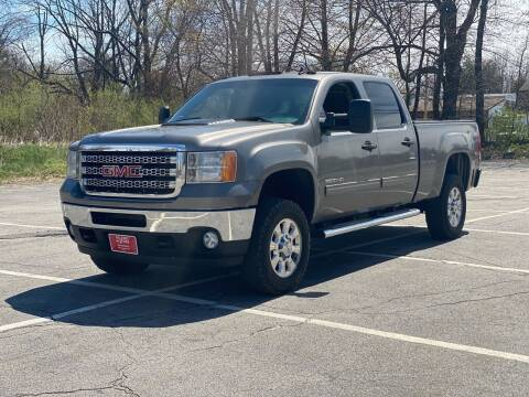 2012 GMC Sierra 2500HD for sale at Hillcrest Motors in Derry NH