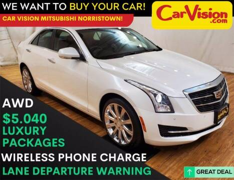 2018 Cadillac ATS for sale at Car Vision Mitsubishi Norristown in Trooper PA