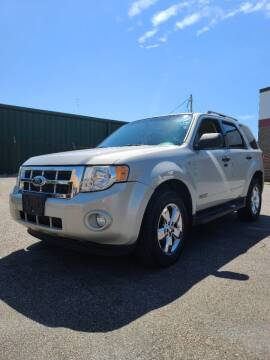 2008 Ford Escape for sale at Brian's Direct Detail Sales & Service LLC. in Brook Park OH