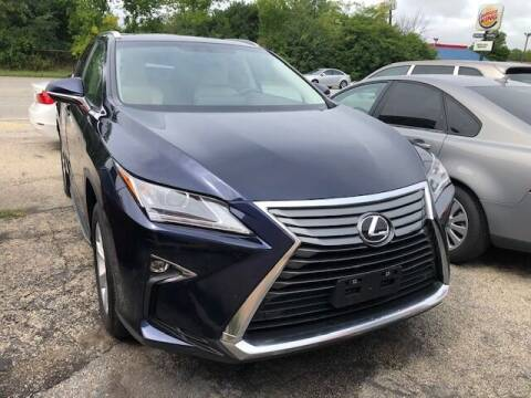 2016 Lexus RX 350 for sale at NORTH CHICAGO MOTORS INC in North Chicago IL