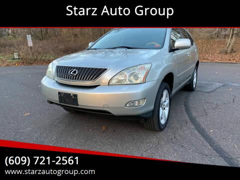 2004 Lexus RX 330 for sale at Starz Auto Group in Delran NJ