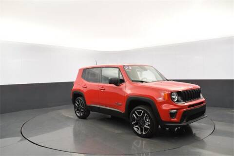 2021 Jeep Renegade for sale at Tim Short Auto Mall in Corbin KY
