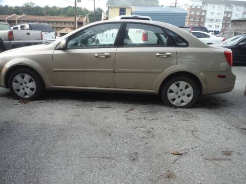 2006 Suzuki Forenza for sale at TruckMax in N. Laurel MD