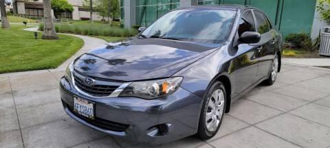 2008 Subaru Impreza for sale at Top Motors in San Jose CA