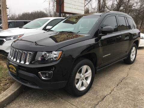 2015 Jeep Compass for sale at Town and Country Auto Sales in Jefferson City MO