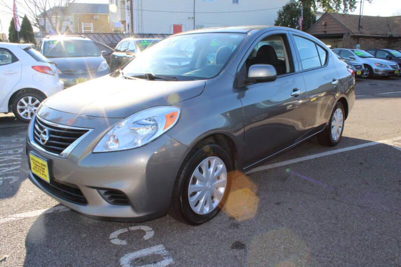 2014 Nissan Versa for sale at Lodi Auto Mart in Lodi NJ