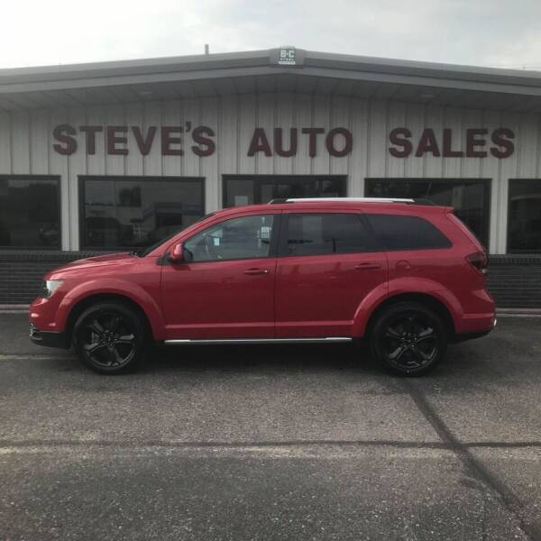 2019 Dodge Journey for sale at STEVE'S AUTO SALES INC in Scottsbluff NE