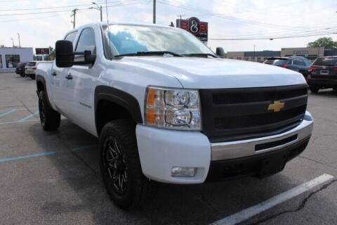 2010 Chevrolet Silverado 1500 for sale at B & B Car Co Inc. in Clinton Township MI