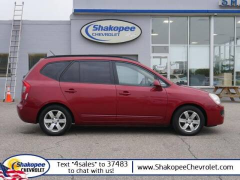 2008 Kia Rondo for sale at SHAKOPEE CHEVROLET in Shakopee MN
