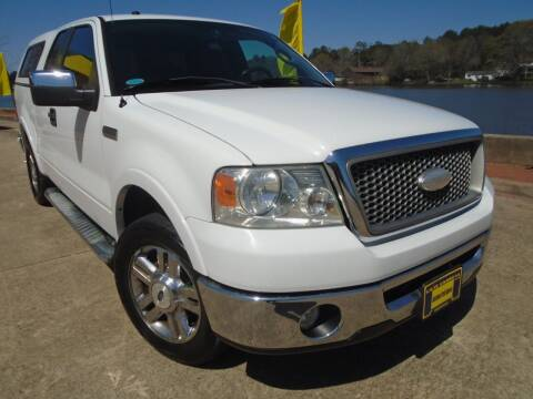 2006 Ford F-150 for sale at Lake Carroll Auto Sales in Carrollton GA