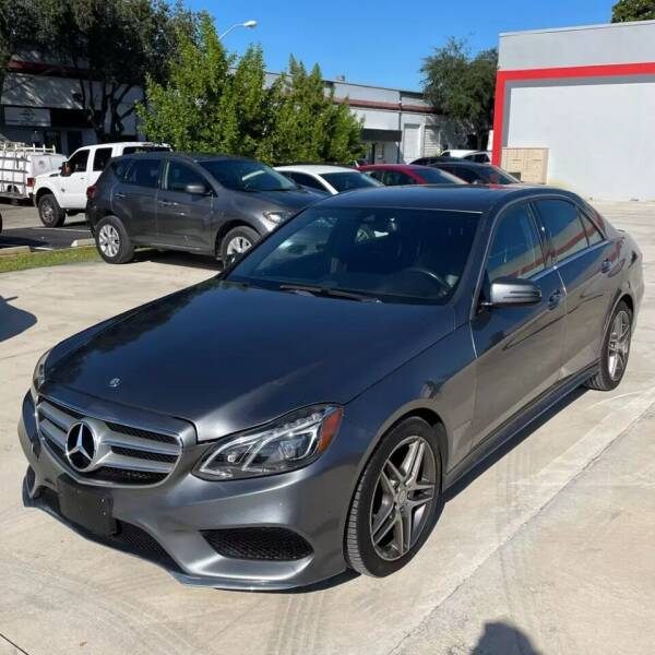 2016 Mercedes-Benz E-Class for sale at Paradise Motor Sports LLC in Lexington KY