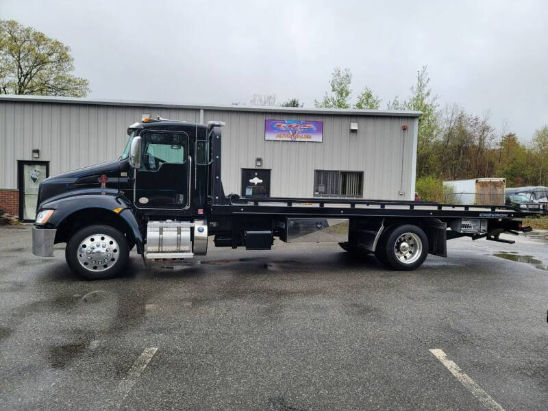 2019 Kenworth T270 for sale in Hampstead, NH
