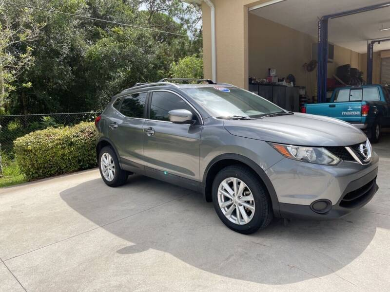 2017 Nissan Rogue Sport for sale at Jeff's Auto Sales & Service in Port Charlotte FL