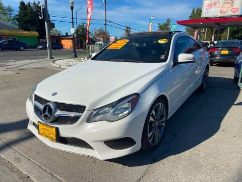2015 Mercedes-Benz E-Class for sale at ALL CREDIT AUTO SALES in San Jose CA