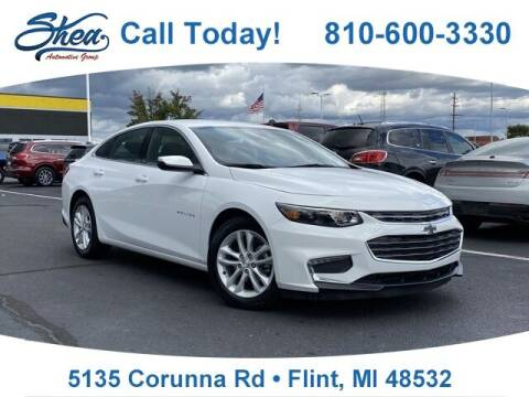 2017 Chevrolet Malibu for sale at Jamie Sells Cars 810 in Flint MI