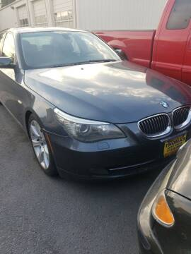 2007 BMW 5 Series for sale at Thomas Auto Sales in Manteca CA
