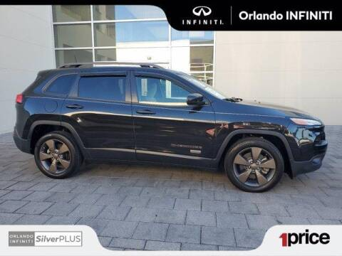 2016 Jeep Cherokee for sale at Orlando Infiniti in Orlando FL