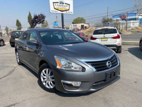2015 Nissan Altima for sale at CarSmart Auto Group in Murray UT