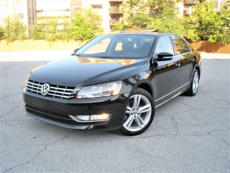 2013 Volkswagen Passat for sale at Autobahn Motors USA in Kansas City MO