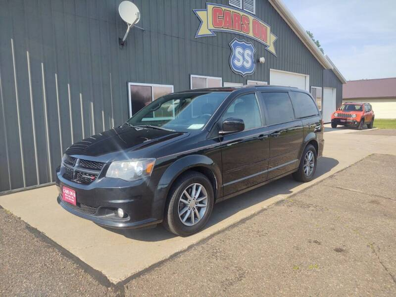 2014 Dodge Grand Caravan for sale at CARS ON SS in Rice Lake WI