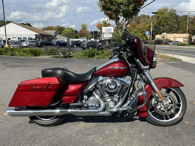 2010 Harley-Davidson FLHX Street Glide for sale at All Star Auto  Cycle in Marlborough MA