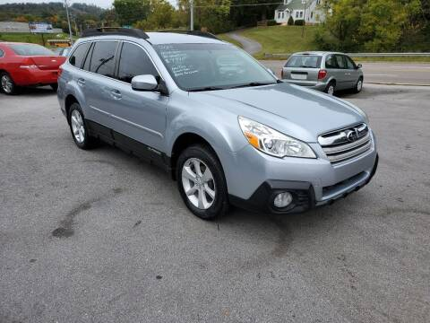 2013 Subaru Outback for sale at DISCOUNT AUTO SALES in Johnson City TN