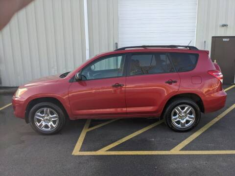 2009 Toyota RAV4 for sale at C & C Wholesale in Cleveland OH