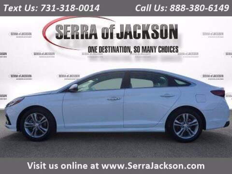 2019 Hyundai Sonata for sale at Serra Of Jackson in Jackson TN