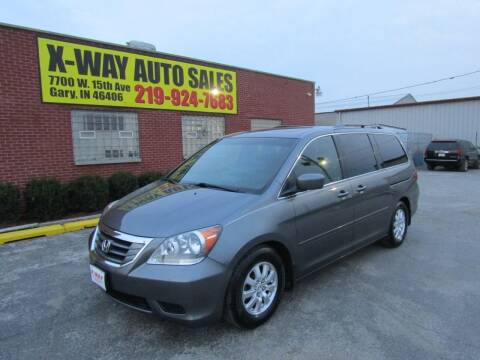 2010 Honda Odyssey for sale at X Way Auto Sales Inc in Gary IN