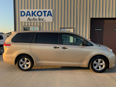 2011 Toyota Sienna for sale at Dakota Auto Inc. in Dakota City NE