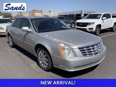 2008 Cadillac DTS for sale at Sands Chevrolet in Surprise AZ