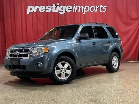 2012 Ford Escape for sale at Prestige Imports in St Charles IL